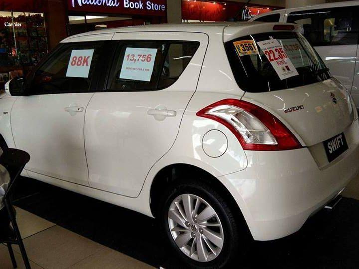 2017 Suzuki Swift 1 2 Hb Automatic Car Photos Automatic