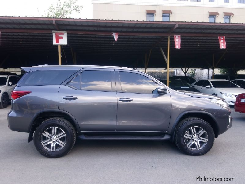 Toyota Fortuner G in Philippines