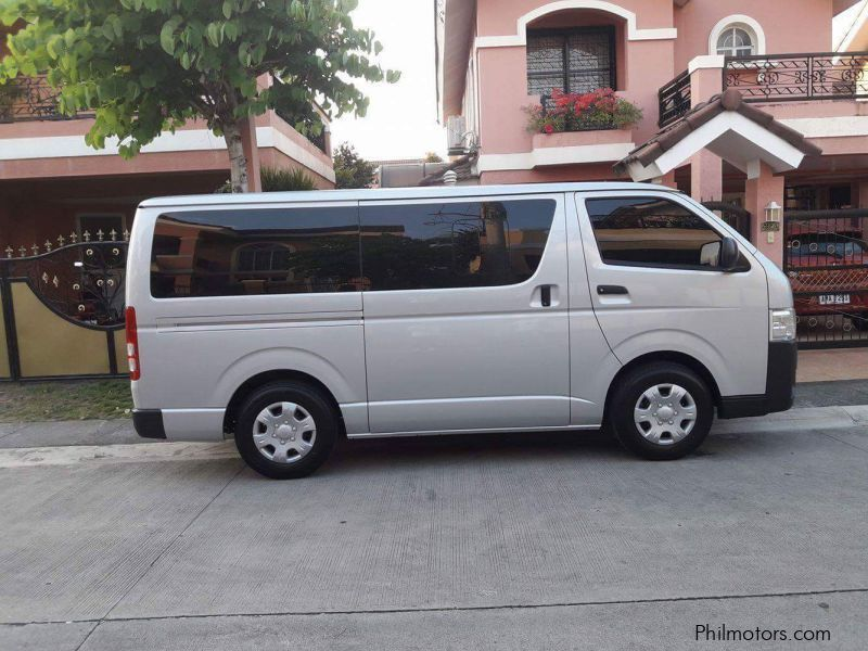 Used Toyota HiAce Commuter | 2017 HiAce Commuter for sale