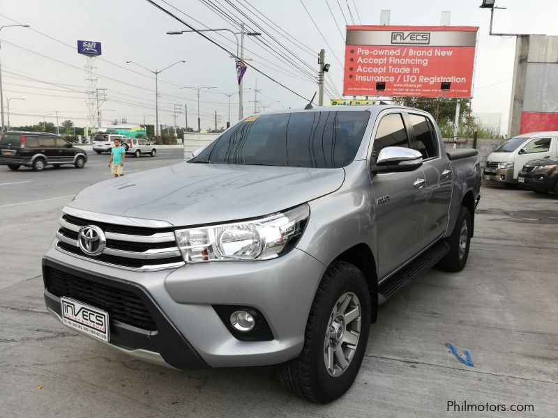 used toyota hilux g 2017 hilux g for sale pampanga toyota hilux g sales toyota hilux g price 1,350,000 used cars