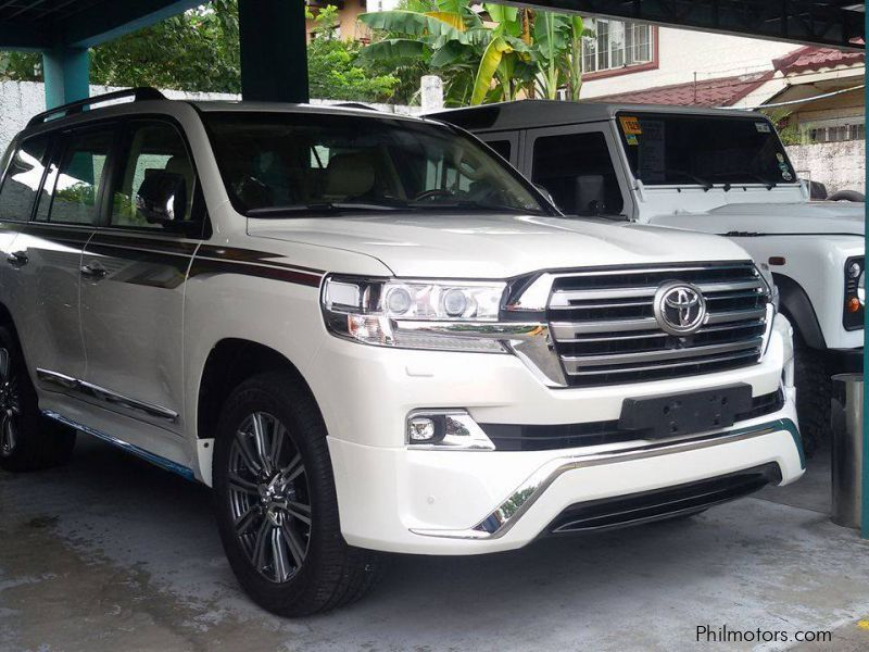 New Toyota Land Cruiser Vx Limited V8 2017 Land Cruiser