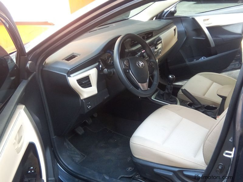 Toyota Altis 1 6 G Manual Gas 2017 In Philippines