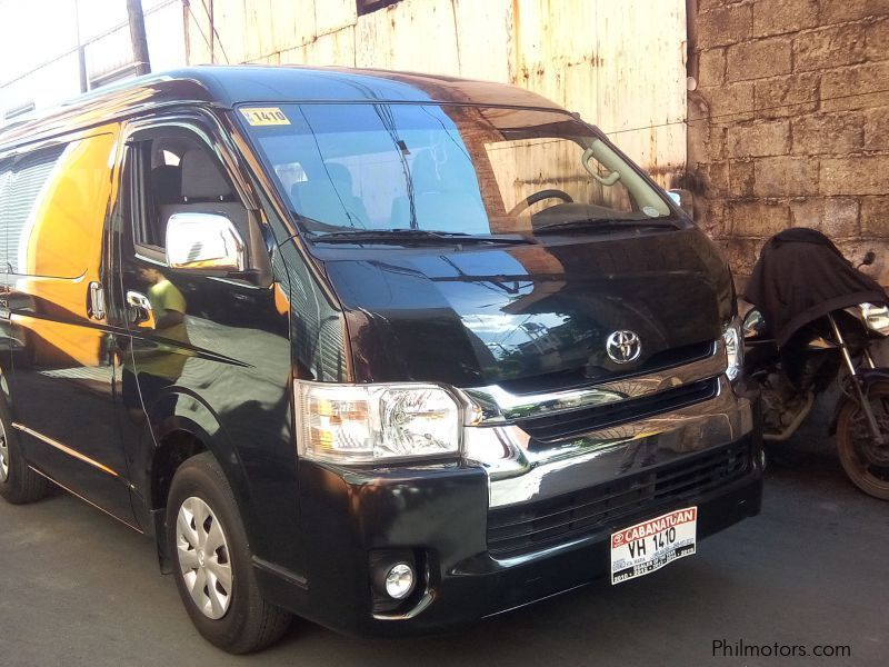used toyota toyota hiace gl grandia 3 0 manual diesel 2017. Black Bedroom Furniture Sets. Home Design Ideas