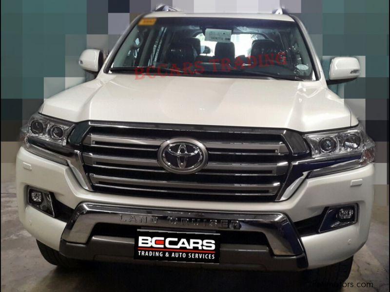 New Toyota landcruiser premium | 2017 landcruiser premium for sale ...