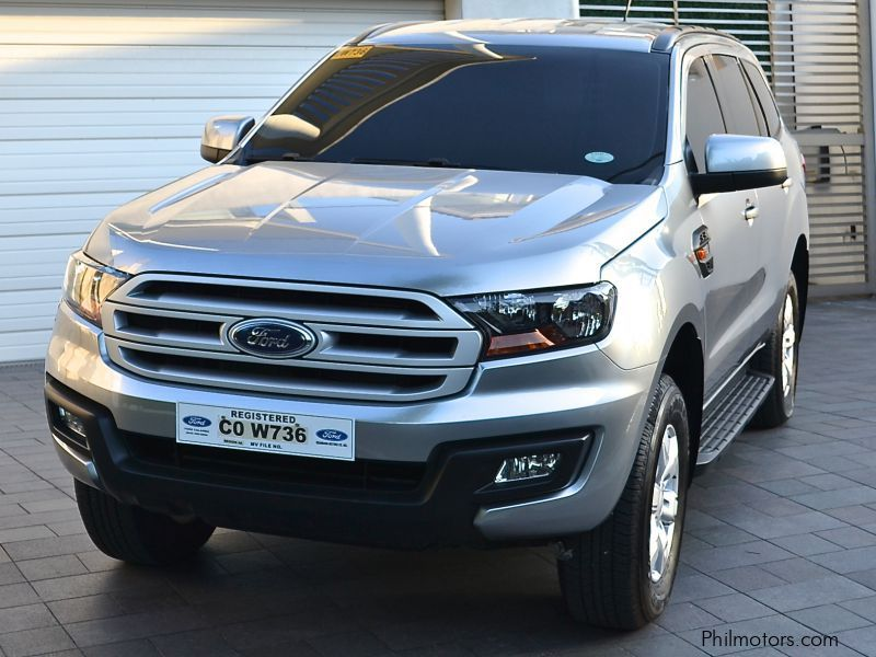 Used ford everest 2018 everest for sale quezon city for Phil long ford used cars motor city