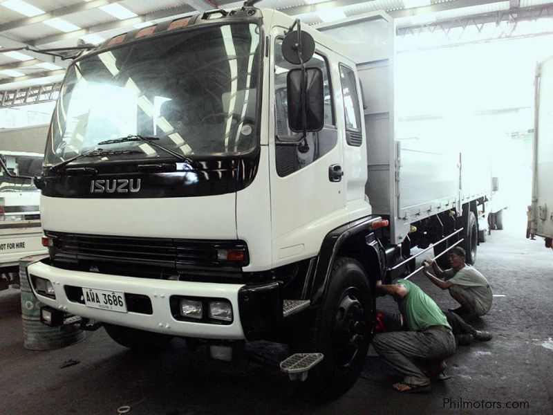 d1c174cec198a7 Isuzu FVR 8 STUDS CAB AND CHASSIS in Philippines ...