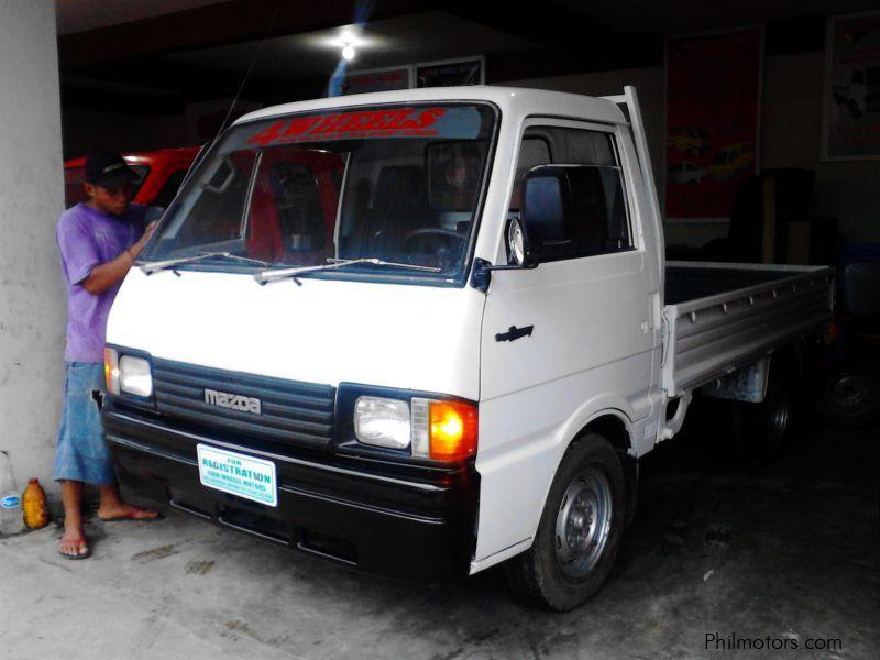 New Mazda Bongo 10ft R2