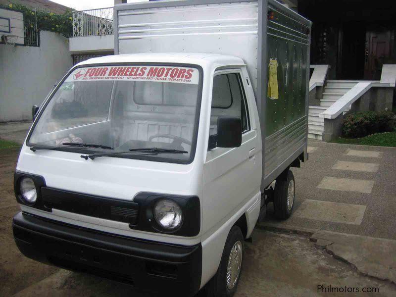 b868764adc1282 Suzuki Multicab Delivery Van in Philippines ...