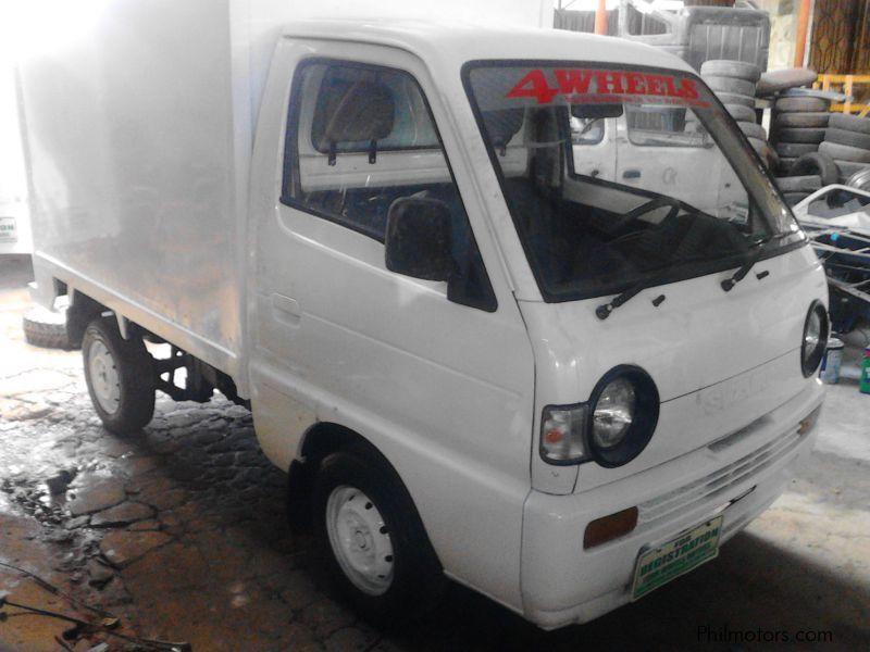 150b4c6abc7808 Suzuki Multicab Delivery Van in Philippines Suzuki Multicab Delivery Van in  Philippines ...