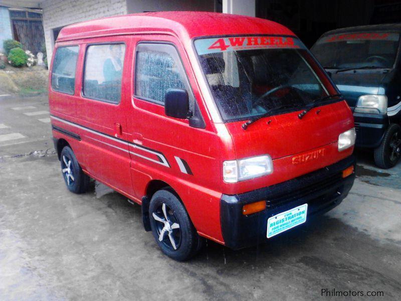 Used Suzuki Multicab Every Carry Van 2018 Multicab Every Carry Van