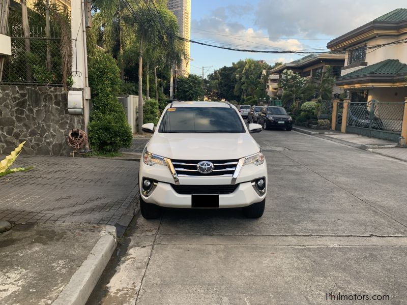 Used Toyota Fortuner | 2018 Fortuner for sale | Quezon City