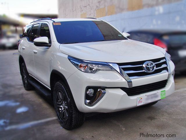 Used Toyota Fortuner | 2018 Fortuner for sale | Cebu ...