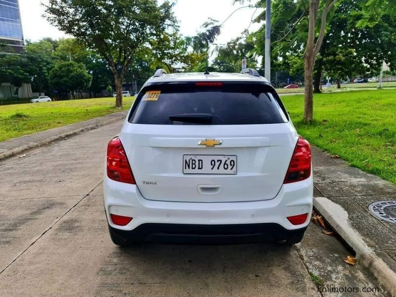 Chevrolet TRAX LT turbo A/T 2019 in Philippines