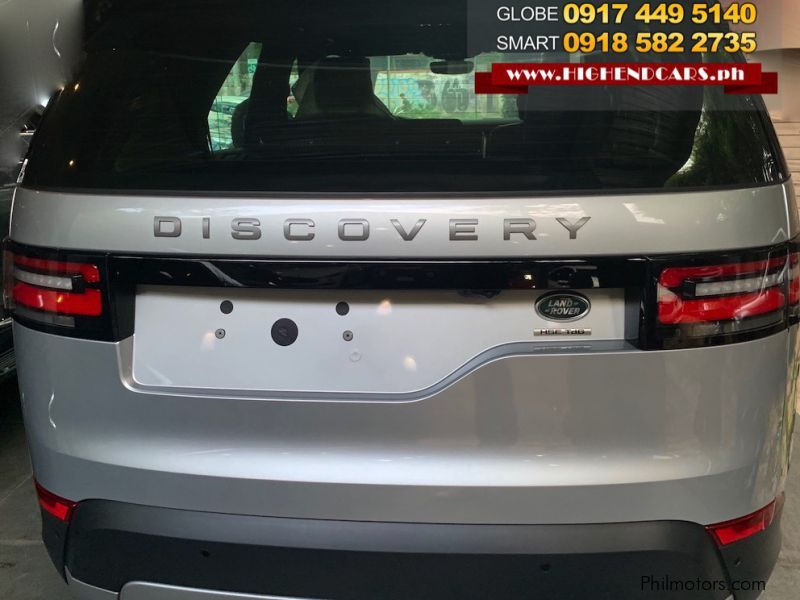 Land Rover Discovery in Philippines