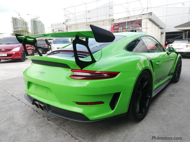 Used Porsche 911 Gt3 Rs 2019 911 Gt3 Rs For Sale Pampanga Porsche 911 Gt3 Rs Sales Porsche 911 Gt3 Rs Price 19 000 000 Used Cars