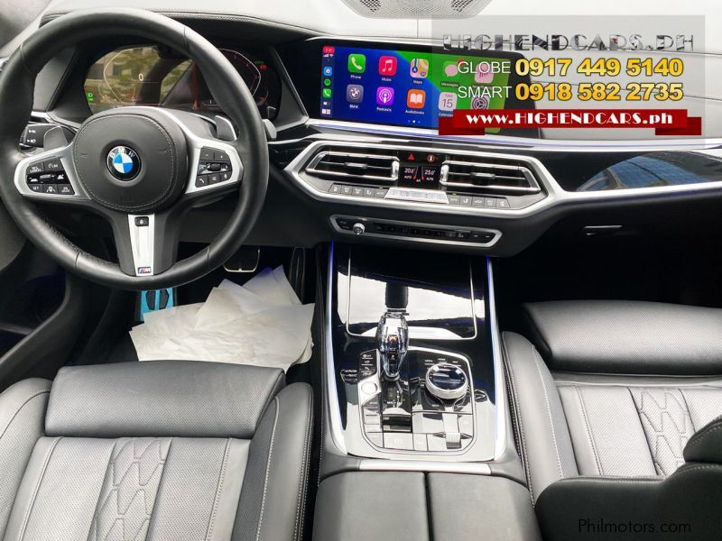 BMW X7 in Philippines