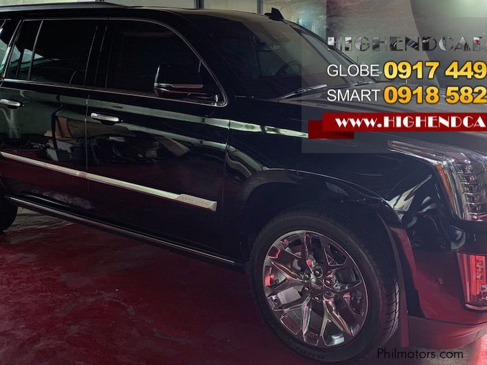 Cadillac Escalade in Philippines