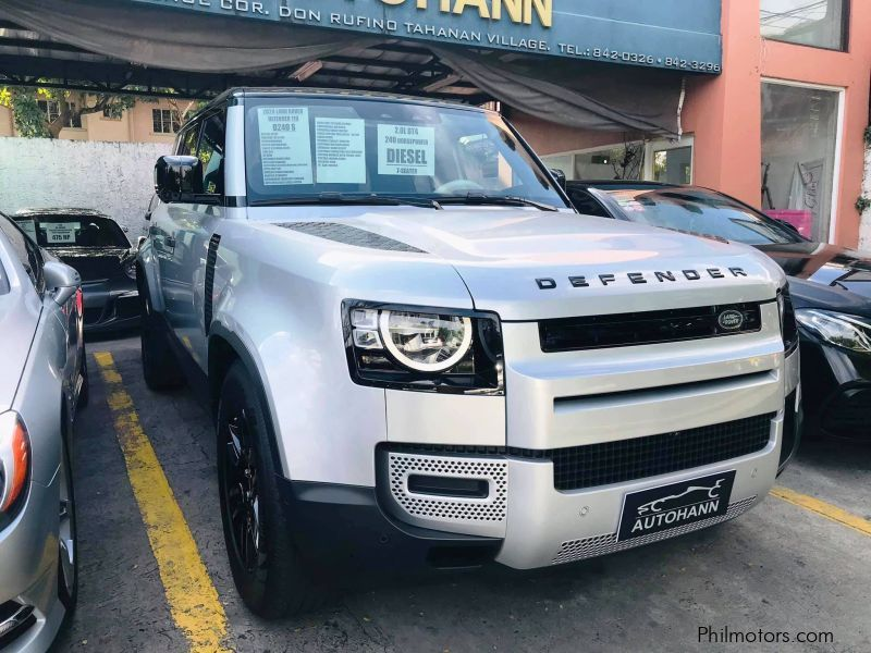 Land Rover Defender 110 D240 S in Philippines