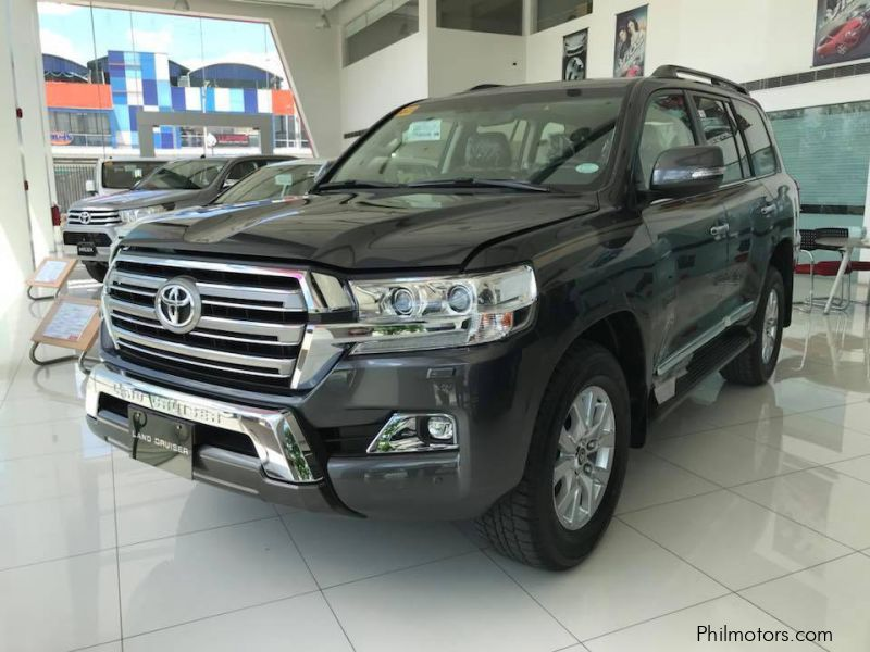Toyota BRAND NEW LAND CRUISER FULL OPTIONS PREMIUM AT in Philippines
