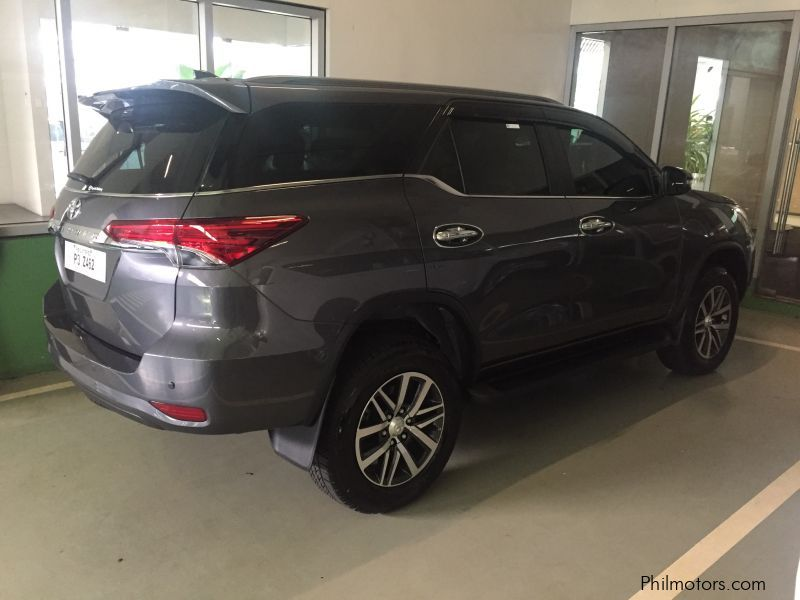 Toyota Fortuner 2.4L G Diesel AT Brand New Philippines in Philippines