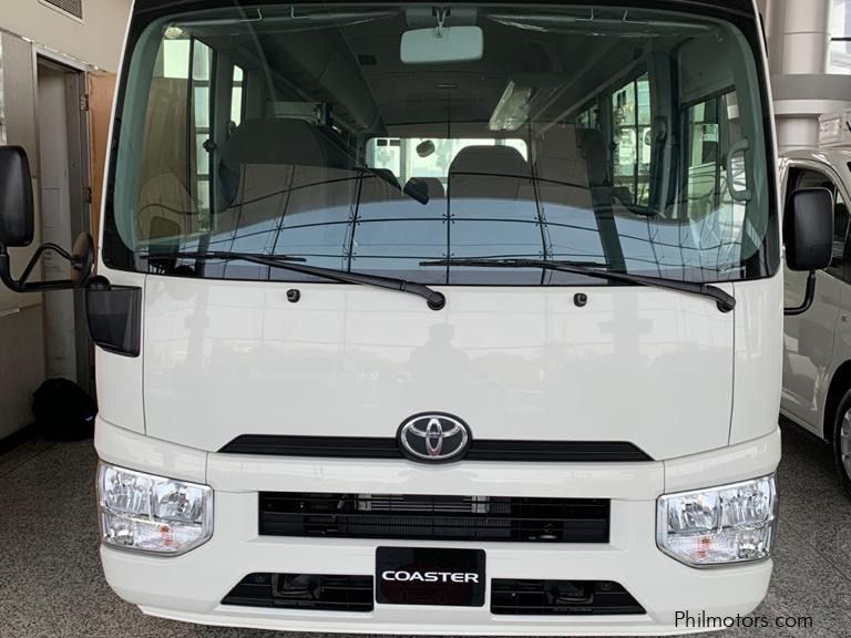 Toyota Coaster in Philippines