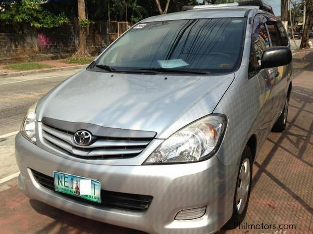 Used Toyota Innova for sale in Marikina City