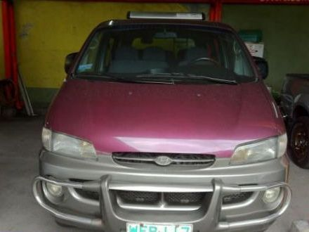Used Hyundai Starex for sale in Marikina City