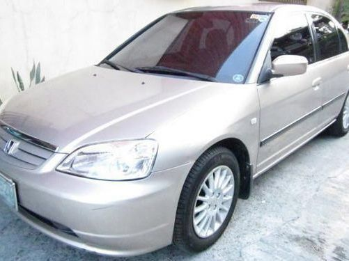 Used Honda Civic for sale in Pasig City
