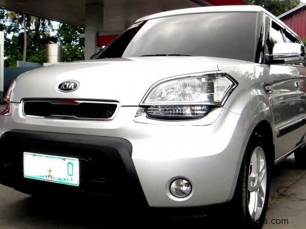 Used Kia Soul for sale in Batangas