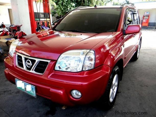Used Nissan X-trail for sale in Batangas