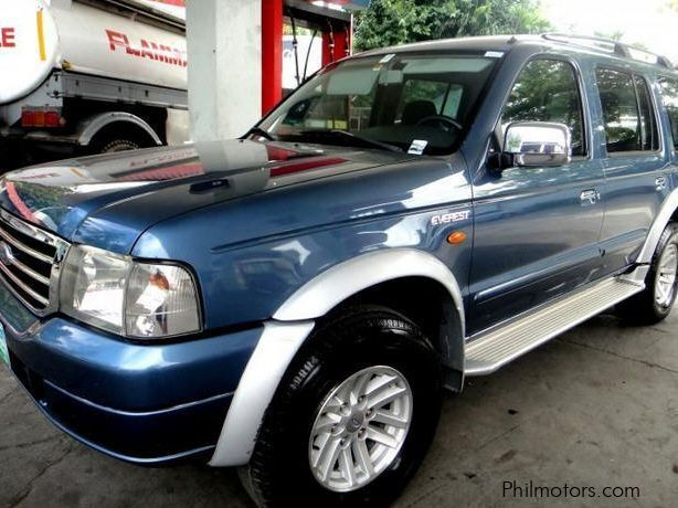 Used Ford Everest for sale in Batangas