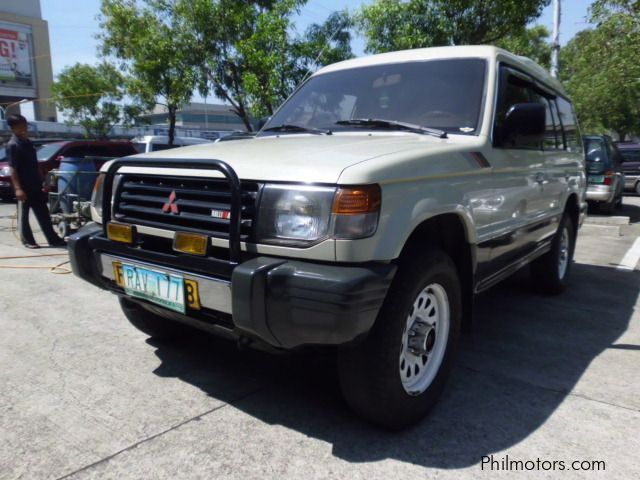 Used Mitsubishi Pajero for sale in Paranaque City