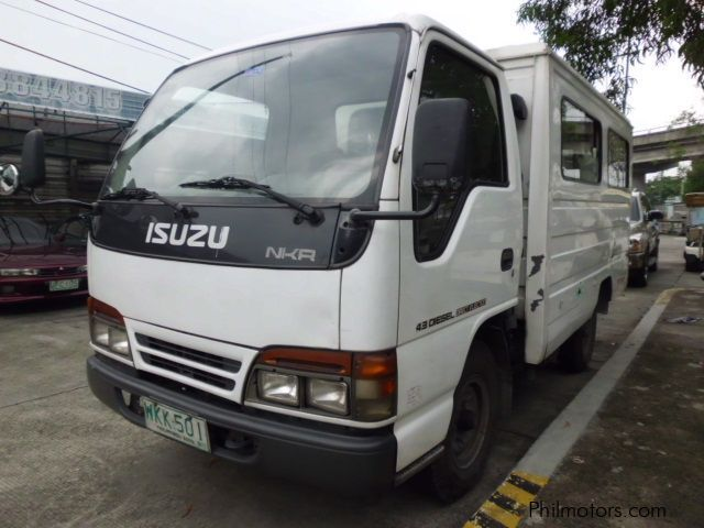 Used Isuzu NKR for sale in Paranaque City