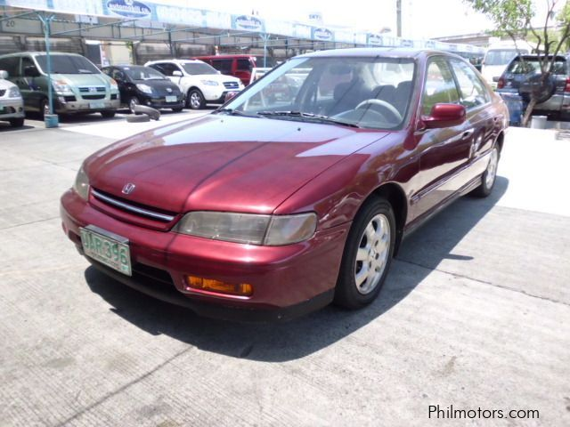 Used Honda Accord for sale in Paranaque City