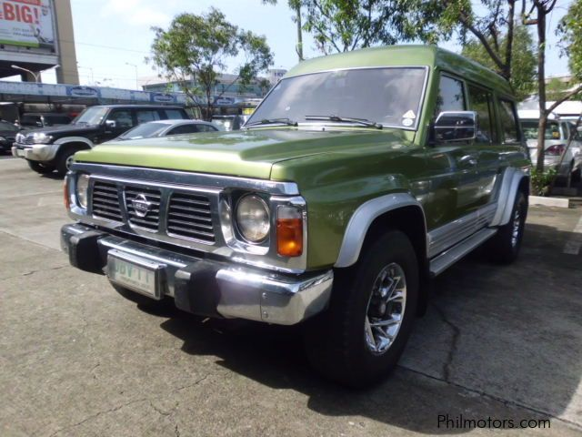 Used Nissan Patrol Safari for sale in Paranaque City