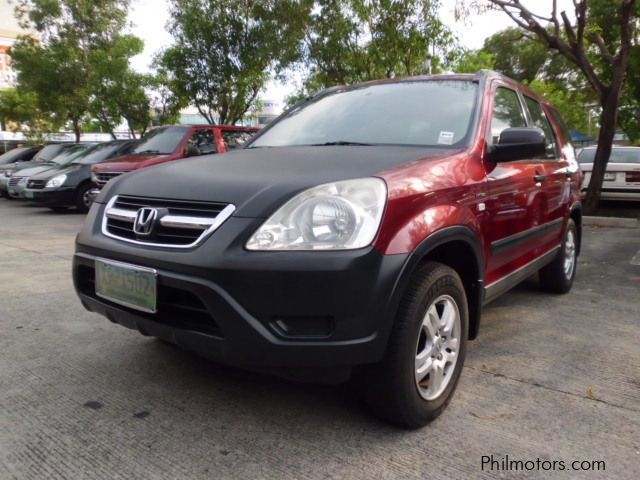 Used Honda CR-V for sale in Paranaque City