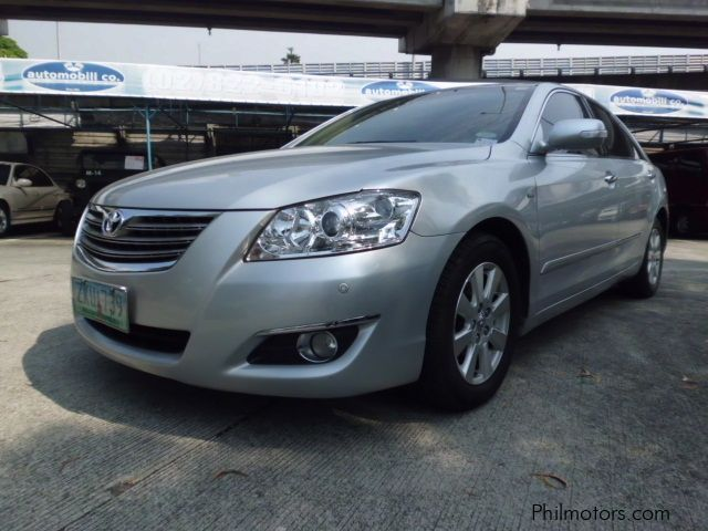 Used Toyota Camry 2.4V for sale in Paranaque City