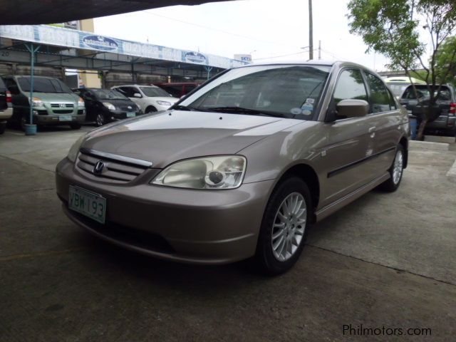 Used Honda Civic VTi for sale in Paranaque City