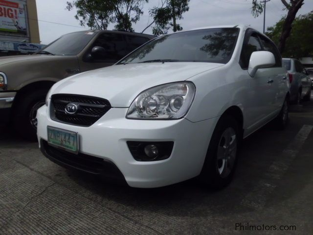 Used Kia Carens LX for sale in Paranaque City