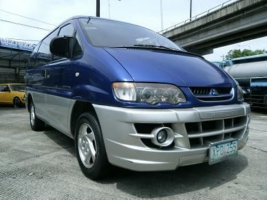 Used Mitsubishi Space Gear for sale in Paranaque City