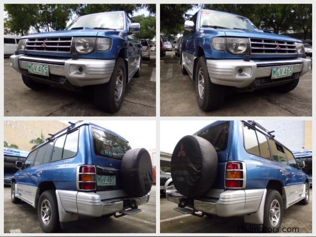 Used Mitsubishi Pajero Field Master for sale in Paranaque City