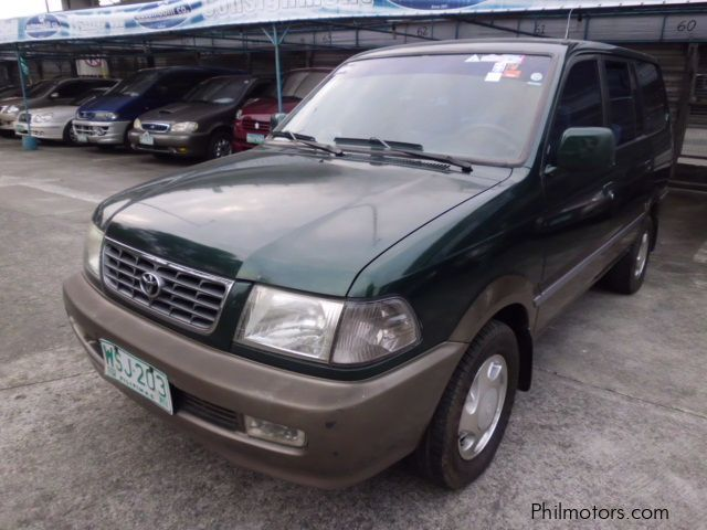 Used Toyota Revo GLX for sale in Paranaque City