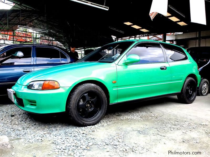 Used Honda Civic coupe for sale in Antipolo City