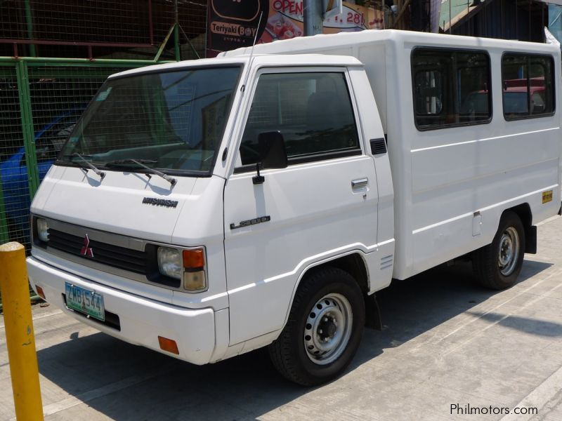 Used Mitsubishi L300 for sale in Antipolo City