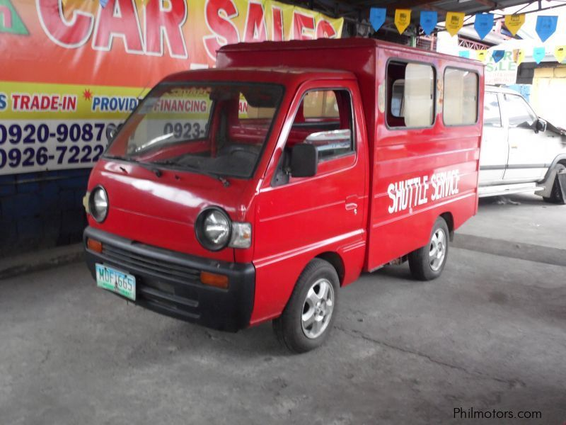 Used Suzuki Multicab for sale in Antipolo City