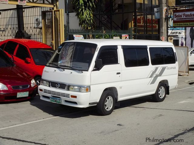 Used Nissan Urvan Escapade for sale in Quezon City