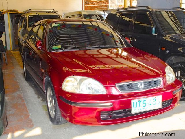 Used Honda Civic for sale in Quezon City