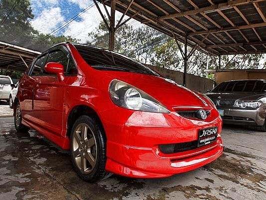 Used Honda Fit for sale in Cebu City