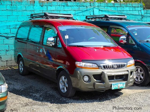 Used Hyundai Starex for sale in Quezon City