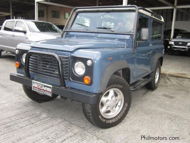 Used Land Rover Defender for sale in Pasig City